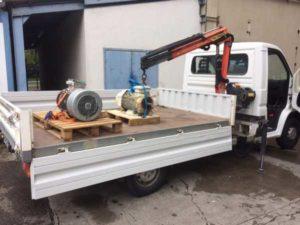 Réparation moteur, récupération express moteur sur site